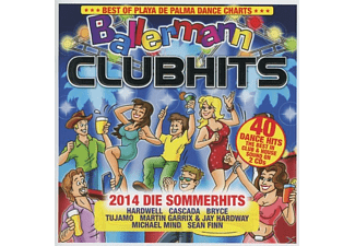 VARIOUS - Ballermann Clubhits 2014 - (CD)