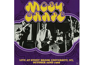 Moby Grape - Live At The Stony Brook University Ny 22 Oct 1968 [CD]