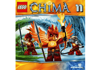 Lego Legends Of Chima - LEGO Legends Of Chima (Hörspiel 11) - (CD)
