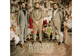 Mario Rom's Interzone - Everything Is Permitted - (CD)