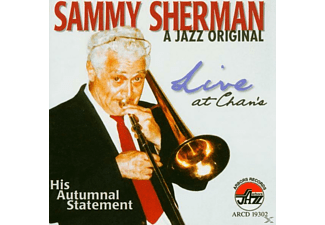 Sammy Sherman - A Jazz Original Live At Chan's [CD]