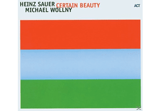 Michael Wollny, Sauer, Heinz / Wollny, Michael - Certain Beauty - (CD)