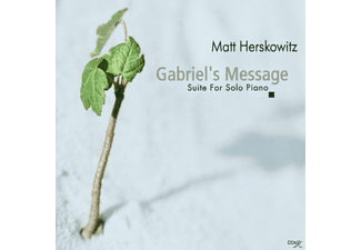 Matt Herskowitz - Gabriel's Message [CD]