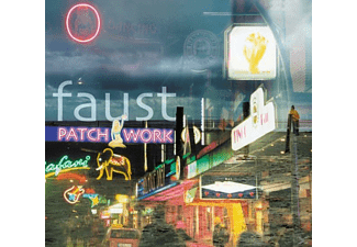Faust - Patchwork 1971-2002 - (CD)