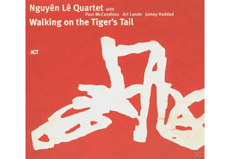 Nguyen Le Quartet, Nguyên Lê - Walking On The Tiger's Tail [CD]