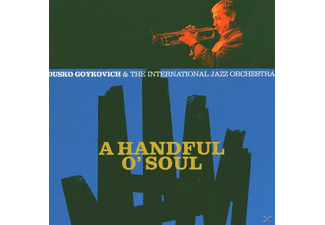 Goykovich Dusko - A Handful O'Soul - (CD)