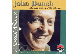 John Bunch - A Special Alliance - (CD)