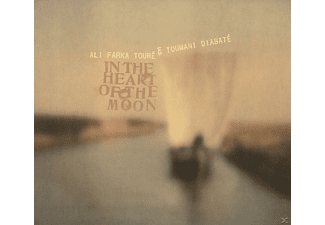 Ali Farka Touré, Touré, Ali Farka / Diabaté, Toumani - In The Heart Of The Moon - (CD)