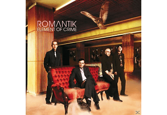 Element Of Crime - Romantik - (CD)