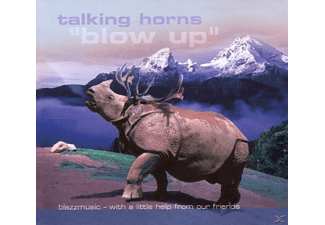 Talking Horns - Blow Up - (CD)