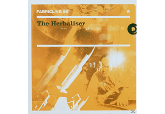 The Herbaliser - Fabric Live 26 - (CD)