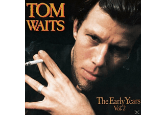 Tom Waits - The Early Years Vol.2 - (CD)