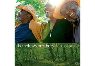 The Holmes Brothers - State Of Grace - (CD)