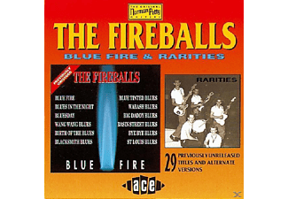 The Fireballs - Blue Fire/Rarities - (CD)