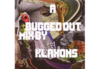 VARIOUS - Klaxons/A Bugged Out Mix - (CD)