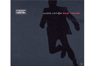 Audio Lotion - Bad Timing - (CD)