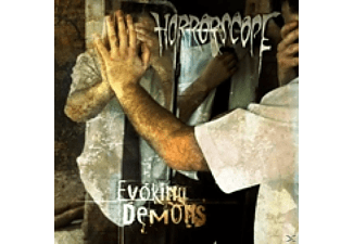 Horrorscope - Evoking Demons - (CD)