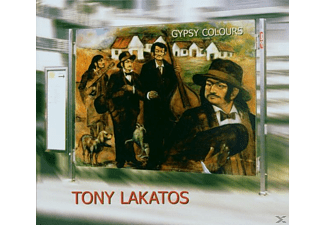Tony Lakatos - Gypsy Colours [CD]