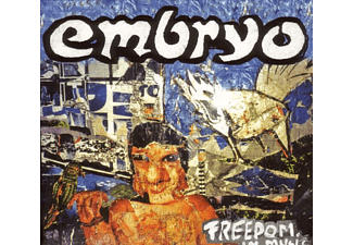 Embryo - Freedom In Music [CD]