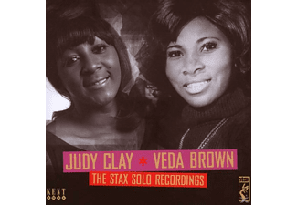 Veda Brown - The Stax Solo Recordings - (CD)