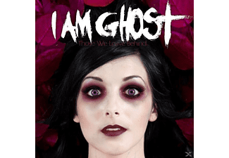 I Am Ghost - Those We Leave Behind - (CD)