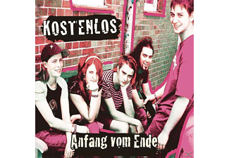 Kostenlos - Anfang Vom Ende - (CD)
