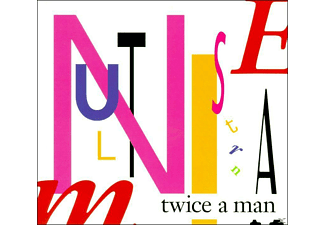 Twice A Man - Instru Mental - (CD)