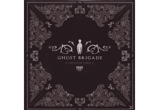 Ghost Brigade - Isolation Songs (Ltd.Edition) [CD]