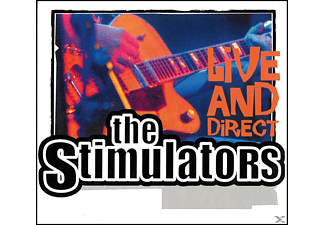 The Stimulators - Live And Direct - (CD)