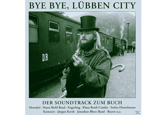 Best Of Bye Bye Lübben City - Various - (CD)