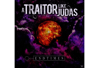 A Traitor Like Judas - Endtimes [CD]