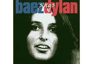 Joan Baez - Baez Sings Dylan - (CD)