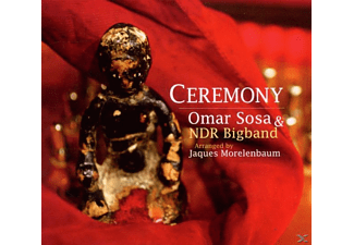 Omar / Ndr Big Band Sosa - Ceremony (Arranged By Jaques Morelenbaum) [CD]