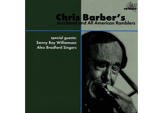 Chris Barber - Chris Barber [CD]