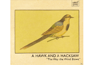 A Hawk  A Hacksaw - The Way The Wind Blows - (CD)
