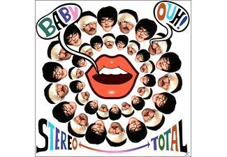 Stereo Total - Baby Ouh! - (CD)