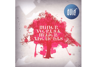 Avid - Minor Words & Major Thoughts [CD]