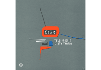 Telekinesis - Dirty Thing - (CD-Mini-Album)