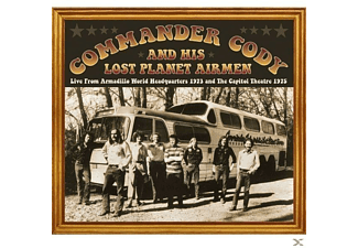 Commer Cody - From Armadillo World Headquarters & The Capitol Th [CD]