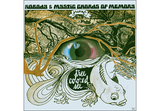 Nobody & Mystic Chords, Nobody Mystic Chords Of Memory - Tree Coloured See - (CD)