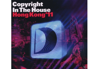 VARIOUS - Copyright In The House-Hong Kong'11 - (CD)