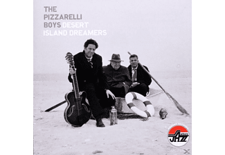 The Pizzaerlli Boys - Desert Island Dreamers [CD]