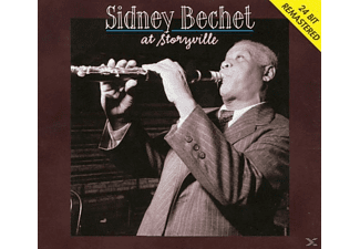 Sidney Bechet - Jazz At Storyville [CD]