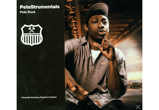 Pete Rock - Petestrumentals - (CD)