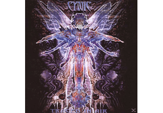 Cynic - Traced In Air -Jewelcase- - (CD)