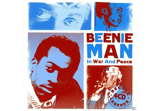 Beenie Man - Reggae Legends (Box Set) - (CD)