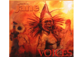 Jane - Voices - (CD)