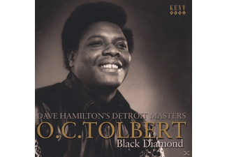 O.C. Tolbert - Black Diamond - (CD)