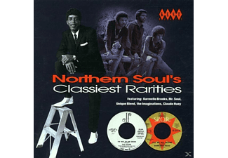 VARIOUS - Northern Soul's Classiest Rarities [CD]