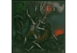 Freya - Lift The Curse - (CD)